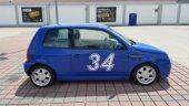 Schlachtfest VW Lupo 1,4 16V - Bild 1