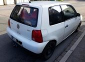 Volkswagen Lupo 1.7 SDI Weitec Gewinde Fahrwerk  Raid Airbag Lenkrad Anhängekupplung - Bild 1