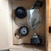 VW Lupo 1,6 GTi , Zahnriemenreparatursatz, Wasserpumpe - Bild 4