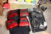 Hobbyaufgabe: Viele Teile für VW Polo 2, 2F 86C, GT, G40, Golf 2 - Bild 4