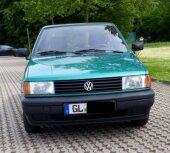 Polo CL Steilheck Bj. 92 grün metallic zu verkaufen - Bild 2