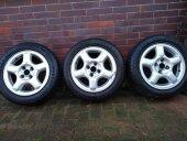7xIndianapolis Alufelgen mit Reifen - Bild 4